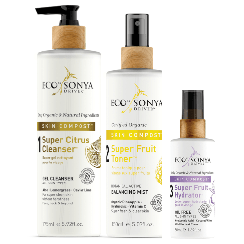 Eco Tan Skin Compost Toning Trio by Eco Tan