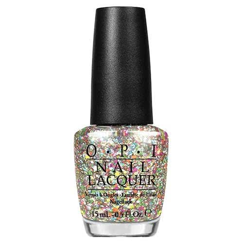 OPI Spotlight On Glitter Nail Polish Collection Chasing Rainbows  by OPI color Chasing Rainbows