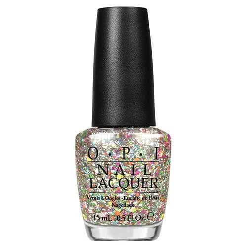 OPI Spotlight On Glitter Nail Polish Collection Chasing Rainbows  by OPI