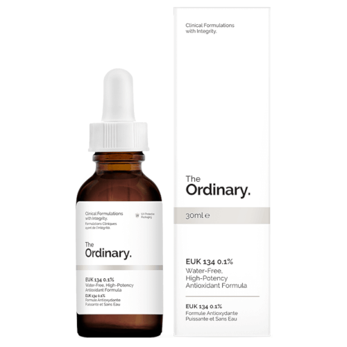 The Ordinary Euk 134 Serum 0 1 Free Post