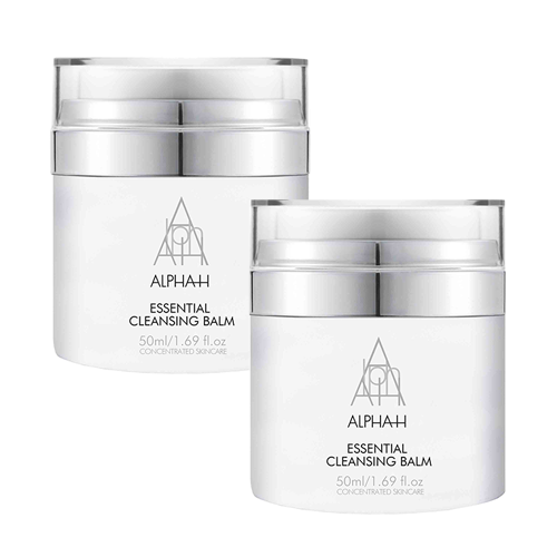 Alpha-H Effortless Essential Duo: 2 for 1 Essential Cleansing Balm 50ml by Alpha-H