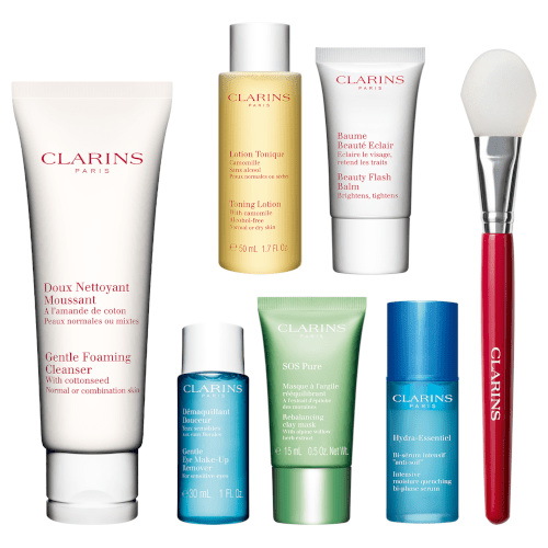 Clarins Gentle Cleansing Set by Clarins