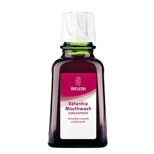 Weleda Ratanhia Mouthwash Concentrate by Weleda