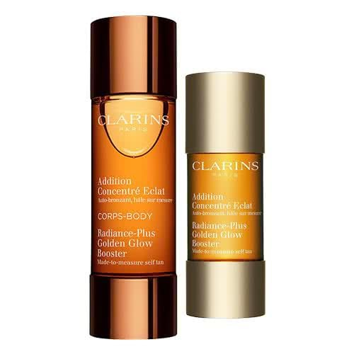 Clarins Radiance-Plus Golden Glow Booster Duo by Clarins