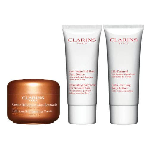 Clarins Delicious Self-Tanning Set by Clarins