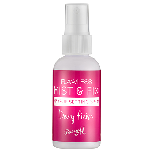 Barry M Flawless Mist & Fix Spray - Dewy by Barry M