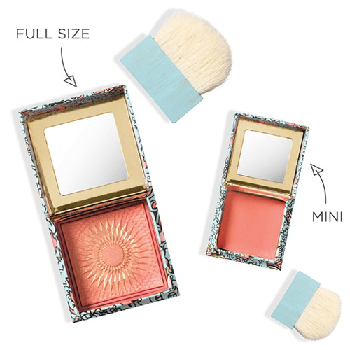Benefit Cosmetics Galifornia Sunny Golden Pink Blush