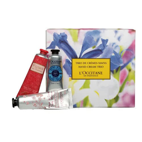 L'Occitane Hand Cream Trio - Limited Edition by L Occitane