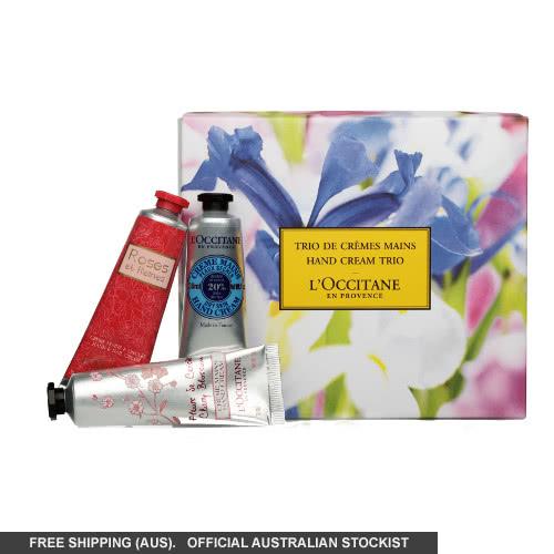 L'Occitane Hand Cream Trio - Limited Edition by loccitane