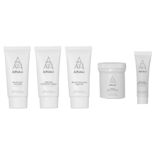 Alpha-H Dry to Sensitive Kit