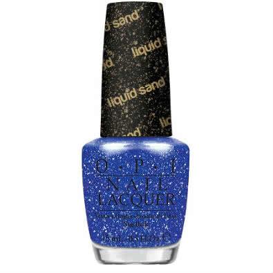 OPI Liquid Sand Nail Polish Collection: Kiss Me At Midnight 15 mL