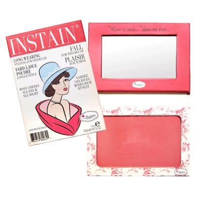 theBalm Instain Long Wearing Staining Powder Blush by theBalm