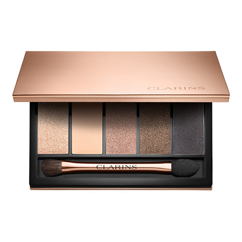 Clarins 5-Colour Eyeshadow Palette No. 03 Natural Glow by Clarins color 03 Natural Glow