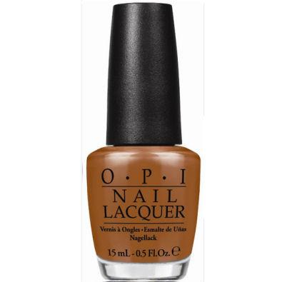 OPI San Francisco Nail Polish Collection-A-Piers To Be Tan