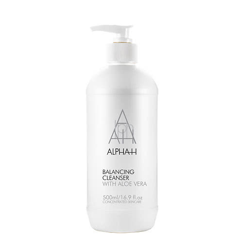 Alpha-H Balancing Cleanser - 500ml Exclusive Value Pump Pack by Alpha-H
