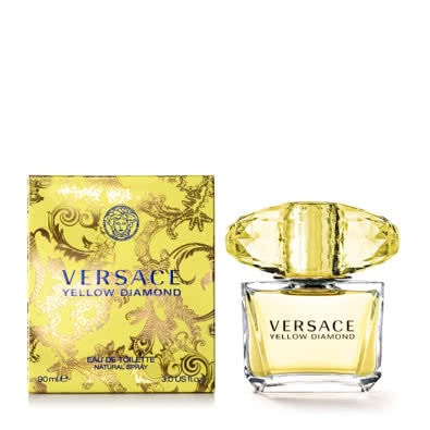 Versace Yellow Diamond Eau de Toilette - 90ml