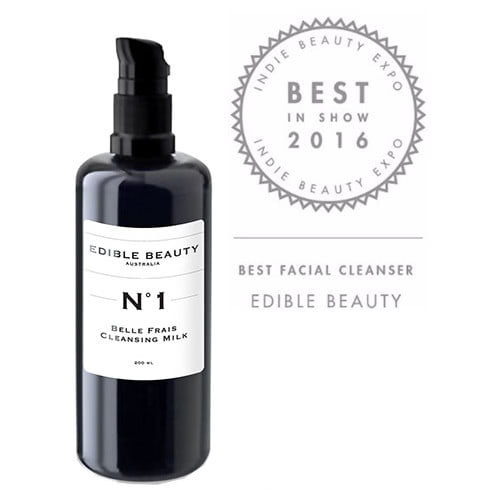 Edible Beauty No.1 Belle Frais Cleansing Milk by Edible Beauty
