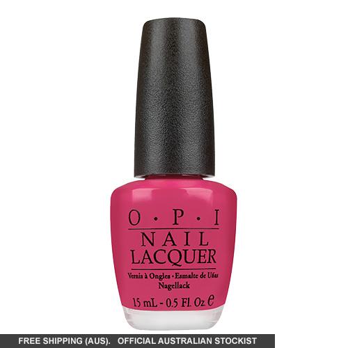 OPI Nail Lacquer - Thats Hot! Pink