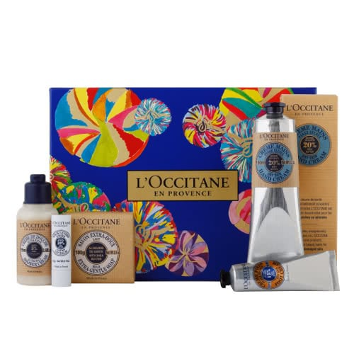 L'Occitane Comforting Shea Butter Collection - 2014 by L Occitane