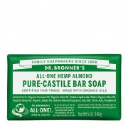 Dr. Bronner Castile Bar Soap - Almond by Dr Bronner-s