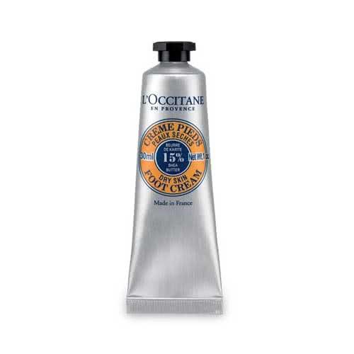 L'Occitane Dry Skin Shea Foot Cream 30ml by L'Occitane