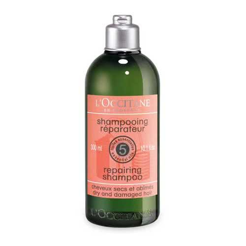L'Occitane Repair Shampoo for Dry/Damaged Hair - 300ml