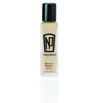 Napoleon Perdis Minimal Makeup - Look 3 (Medium/Tan - Warm)