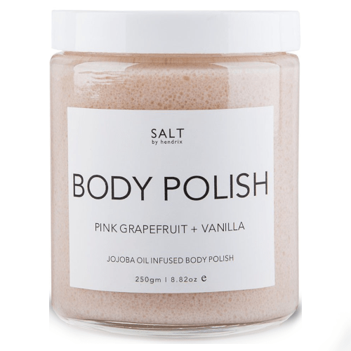 SALT BY HENDRIX Grapefruit + Vanilla Body Polish by SALT BY HENDRIX