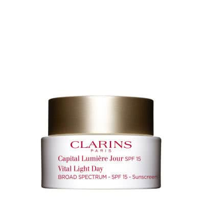 Clarins Vital Light Day Iluminating Cream SPF15