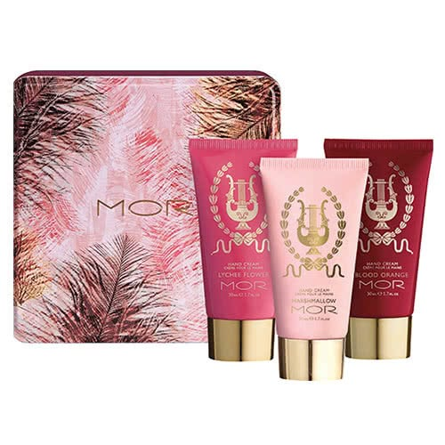 MOR Oh How I Love Thee - Hand Cream Trio by MOR