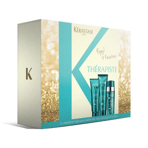 Kérastase Therapiste Fine Hair Coffret Gift Set 2015 by Kerastase