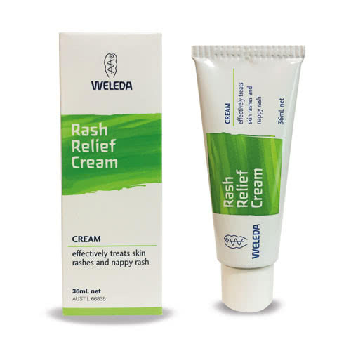 Weleda Rash Relief Cream by Weleda