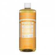 Dr. Bronner Castile Liquid Soap - Citrus 946ml by Dr Bronner-s