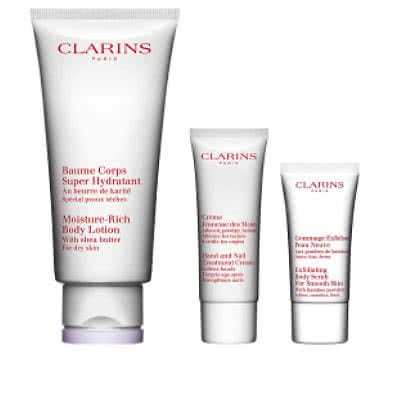 Clarins Moisture & More Skincare Set by Clarins