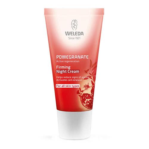 Weleda Pomegranate Firming Night Cream