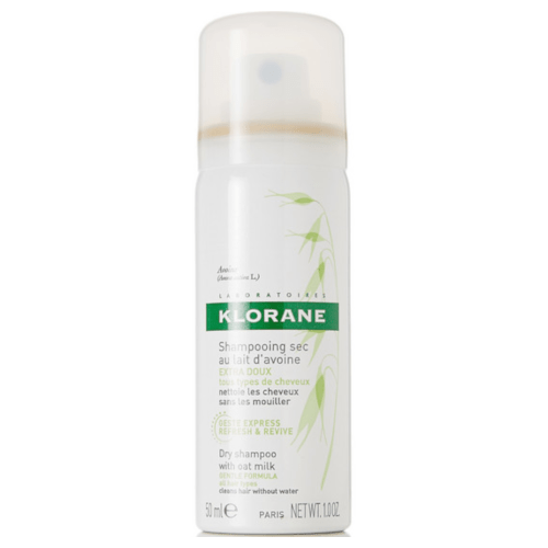Klorane Oat Milk Dry Shampoo 50ml by Klorane
