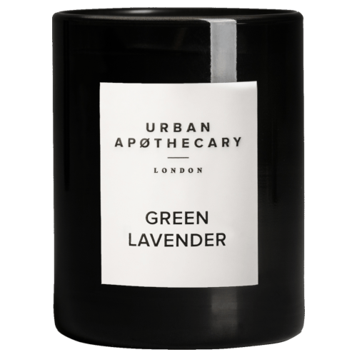 Urban Apothecary Green Lavender Candle 70g by Urban Apothecary London