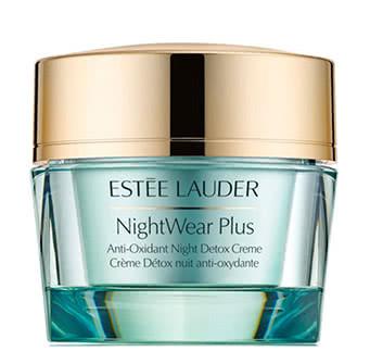 Estée Lauder NightWear Plus Anti-Oxidant Night Detox Crème by Estée Lauder
