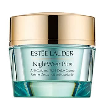 Estée Lauder NightWear Plus Anti-Oxidant Night Detox Crème by Estee Lauder