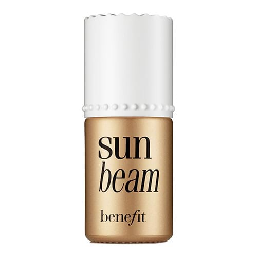Benefit Sun Beam golden bronze complexion highlighter by Benefit Cosmetics
