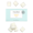 Circa Home Scented Soy Melts - Mango & Papaya