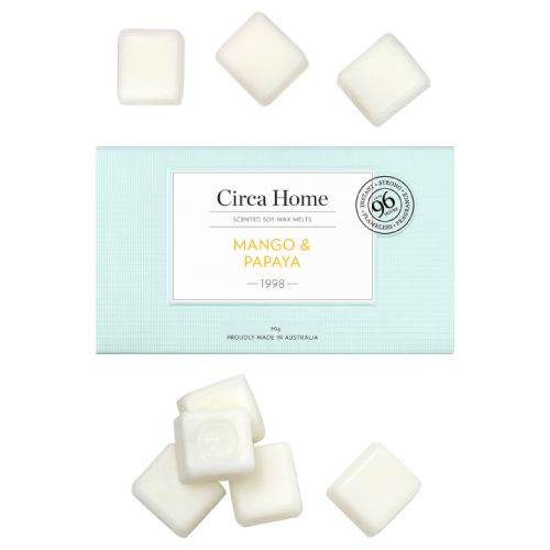 Circa Home Scented Soy Melts - Mango & Papaya by Circa Home Candles & Diffusers