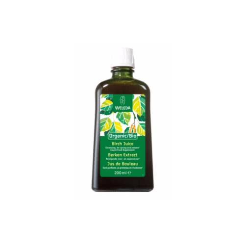 Weleda Organic Birch Juice