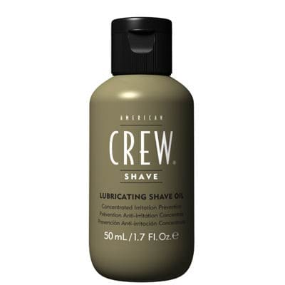 American Crew Lubricating Shave Oil by American Crew