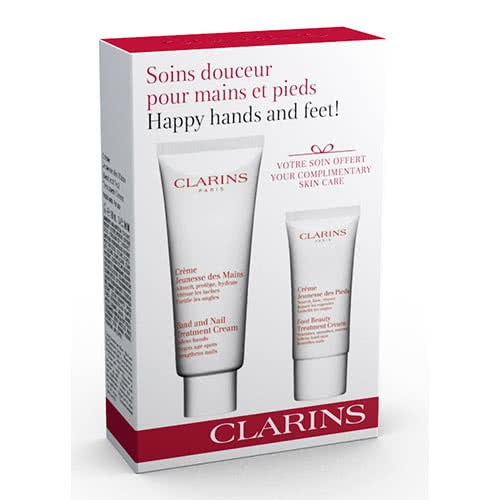 Clarins Happy Hands Amp Feet Gift Set Free Post
