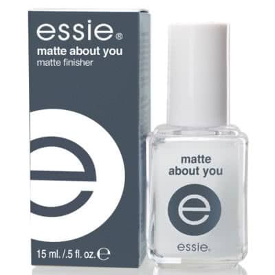 essie Matte About You - Matte Finisher