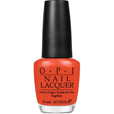 OPI Spiderman Nail Lacquer Collection-Call Me Gwen-Ever