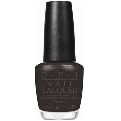 OPI Touring America Collection-Get In The Expresso Lane
