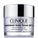 Clinique Repairwear Laser Focus SPF15 Line Smoothing Cream - Very Dry To Dry Combination 50ml