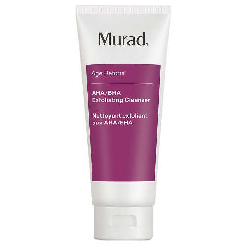 Murad Age Reform AHA/BHA Exfoliating Cleanser 200ml
